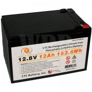128-volt-12ah-lifepo4-lithium-iron-phosphate-battery-w-bms